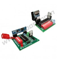 Tx-Rx Module  with Encoder & Decoder